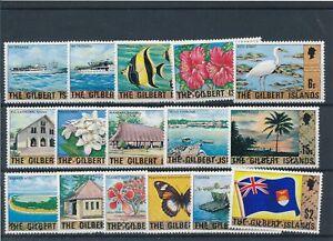 [21372] Gilbert Islands Good lot very fine MNH stamps