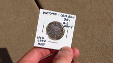US Army Military Vietnam Cam Rah Bay NCO Open Mess Club Trade Good For Token