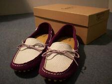 Scarpe mocassini Serafini Lady Nabuko colore bianco/viola