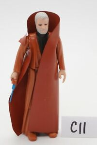 Vintage Loose 1977 Star Wars ANH Ben Obi-Wan Kenobi (Grey Hair) Complete Figure