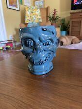 Disney Trader Sams Shrunken Zombie Head 1st Edition Mug Disneyland Memorabilia