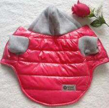 Hundebekleidung Hundejacke Hundemantel Winterjacke Regenmantel Rot XL Steppjacke