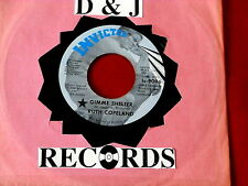 RUTH COPELAND~ GIMME SHELTER~NO COMMITMENT~ VG++~STONES  ~ FUNK~ PSYCH 45