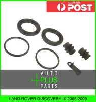 Fits DISCOVERY III - Brake Caliper Cylinder Piston Seal Repair Kit