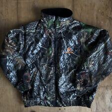 Mossy Oak Real Tree Large Doge Ram Camoflage Waterproof Jacket
