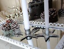 Kleine Deko-Kerzenständer & -Teelichthalter mit Stern-Schliffform