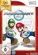 Per Nintendo Wii e Wii U Mario Kart solo software tedesco NUOVISSIMA