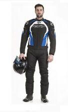 Blousons bleus RST pour motocyclette Homme