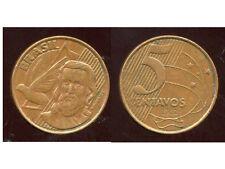 BRESIL  5 centavos  2002  ( bis )