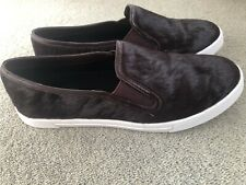 Witchery Leather Tennis Shoe Size 39