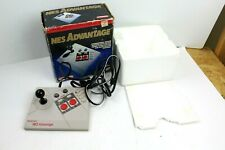OFFICIAL Nintendo NES Advantage Controller In box Original NES