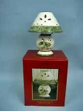 Lenox Holiday Gatherings Tealight Lamp Mib