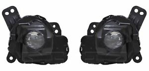 For 2013-2016 Mazda CX-5 / 2016 Mazda 6 LED Fog Lights Driver & Passenger Side