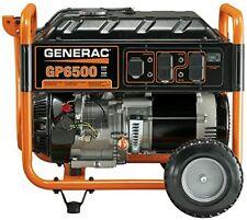 GENERAC PORTABLE GENERATOR (PREOWNED) GP SERIES GP6500 Model #59761
