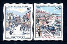 "MONACO - 1984 - Montecarlo e Monaco nella ""Belle époque"" (1870 - 1925) - 3"" em."