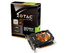 ZOTAC Nvidia GeForce GTX 750 Ti 2GB GDDR5 128-Bit PCI Express 3.0 Graphics Card