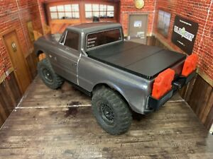 Axial SCX24 Chevy C10 Bed Cover- Micro Crawler 1/24 Scale