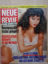 Neue Revue Nr 12/1990, Danny De Vito, Sylvia Kristel, Cher, Otto von Bismarck