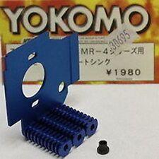 YOKOMO Radiateur supérieur de moteur pour MR-4 30695