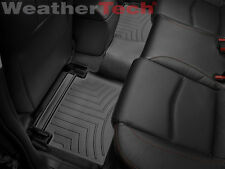 WeatherTech Floor Mats FloorLiner for Mazda MAZDA3 - 2014-2018 - 2nd Row- Black