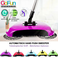 Praktisch Lazy Automatische Hand Push Sweeper Besen Haushalt Bodenreiniger