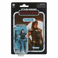"STAR WARS The Vintage Collection The Mandalorian Cara Dune Toy, 3.75"" Scale Ac.."