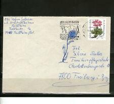 Bedarfsbrief-Briefmarken aus Berlin (1980-1990) aus Berlin