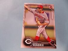 2016 Bowman Draft #BD56 Ryan Hendrix Rookie Card Cincinnati Reds Daytona
