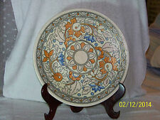*Charlotte Rhead* Master Ceramist Crown Ducal Art Deco Art Pottery Charger