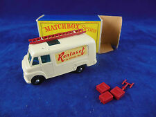 MATCHBOX SERIES by Lesney No.62 COMMER TV SERVICE VAN rentaset Quasi Nuovo SUPERBA