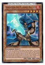 """Yu-Gi-Oh - """"Spadassin des Flammes Bleues"""" LC04-FR001 - Ultra rare"""