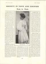 1902 Mrs Dunlop Best Lady Wolverton Lady Trevelyan
