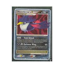 HONCHKROW LV.X LVX 132/132 Ultra Rare EX Holo Foil Pokemon Card