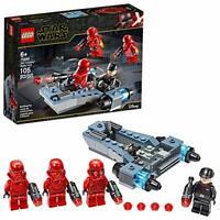 LEGO Star Wars Sith Troopers Battle Pack 75266 Stormtrooper Speeder Vehicle B...
