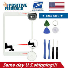 For iPad 2 Replacement Touch Screen Glass Digitizer Assembly Black/White