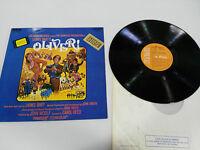 "Oliver Soundtrack Ost LP Vinyl vinyl 12 "" 1969 VG/VG Spanisch Ed Rca Lionel Bart"
