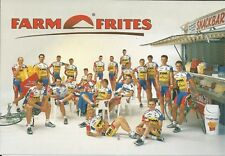 Cyclisme, ciclismo, wielrennen, radsport, cycling, EQUIPE TVM-FARM FRITES 1998