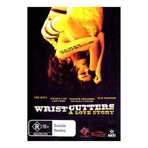 Wristcutters A Love Story  DVD - Brand New Sealed  - Drama, Romance (R18+)