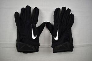 Nike Gloves Men's Black Poly Winter Gloves Used Multiple Sizes