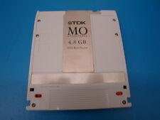 USED TDK MO-R4800 4.8Gb Rewritable Media  EDM-4800B EDM4800C