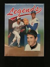 MLB Legends Magazine 1991 Vol 4 No 3 July August Chicago Cubs Jenkins Mancave