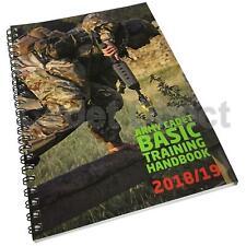 Army Cadet Basic Training Handbook (Latest 2020/21 Ed.)