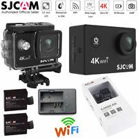 4K 16MP 1080P SJCAM SJ4000 AIR WIFI Sports DV Action Camera Bike DVR Camcorder