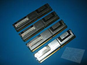 Hynix 2GB (4x512MB) HYMP564F72CP8N3-Y5 AC-C PC2-5300F DDR2 ECC SERVER Memory