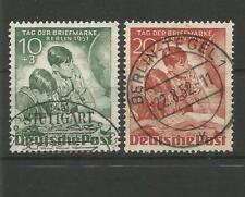 Berlin 80-81 Tag der Marke 1951 sauber gest. Schlegel BPP M€ 70 - 389-540