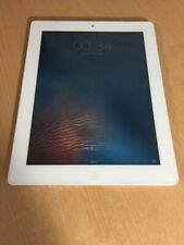 Apple iPad 2 16GB, Wi-Fi, 9.7in - White, Power button Faulty #895