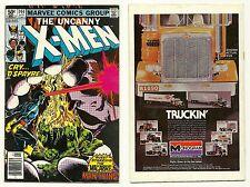 UNCANNY X-MEN #144 CYCLOPS D'SPAYRE MAN-THING APPEARANCE WOLVERINE STORM MARVEL