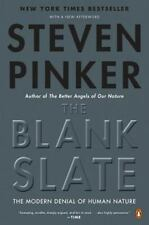 The Blank Slate: The Modern Denial of Human Nature, Pinker, Steven, Acceptable B