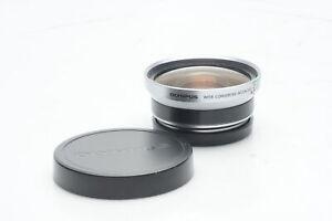 Olympus WCON-P01 Wide Converter Fits M.Zuiko Digital 14-42mm II Lens #205