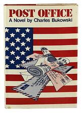 Post Office ~ CHARLES BUKOWSKI ~ First Edition 1st ~ Hardcover ~ London Magazine